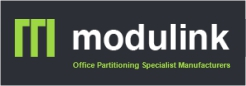Modulink - Office Partitioning Specialists Logo